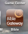 Adding a Bible Gateway Link to your iPhone's Home Screen - Bible