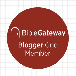 Bible Gateway Grid Blogger