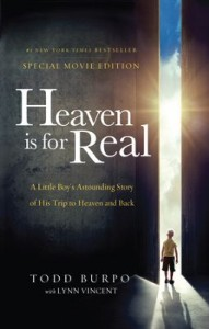 Buy your copy of Heaven is for Real