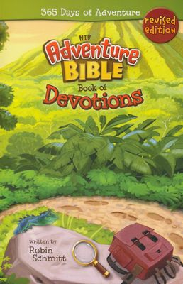 Adventure Bible devotions