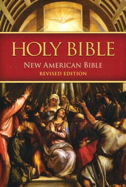 Print editions of the New American Bible Revised Edition are available in the Bible Gateway Store