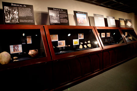Dunham Bible Museum, Houston, Texas