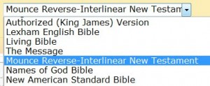 Study the Bible in its Own Language: Complete Interlinear New