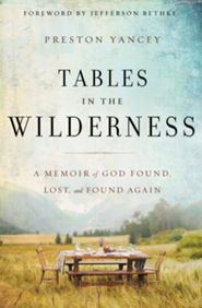 Tables in the Wilderness in the Bible Gateway Store